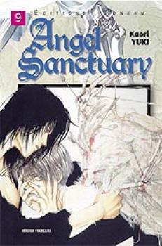Angel sanctuary tome 09