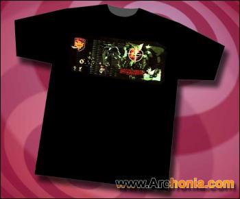 Metal gear solid T-shirt XL