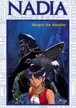Nadia Secret of Blue water vol 03 DVD