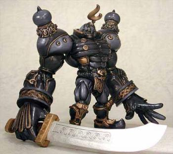 FFX Monster collection 6 Iron Giant