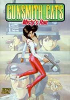 Gunsmith cats vol 09 Misty's run TP