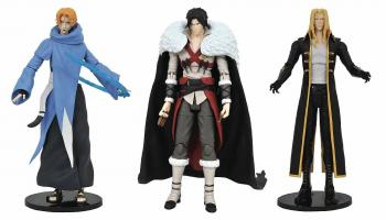 CASTLEVANIA SELECT SERIES 1 ACTION FIGURE ASSORTMENT
