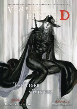 Vampire hunter D vol 28 Novel