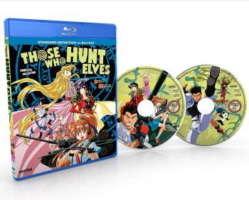 Those Who Hunt Elves Blu-Ray