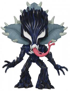 MARVEL COMICS POP VINYL FIGURE - VENOMIZED GROOT
