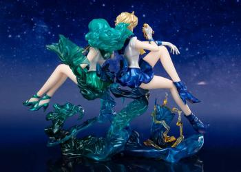 Sailor Moon Figuartszero Chouette PVC Figure - Sailor Neptune Tamashii Web Exclusive