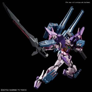 Mobile Suit Gundam Plastic Model Kit - HGBD Gundam 00 Sky HWS Trans Am 1/144