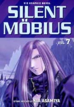 Silent mobius vol 7 TP