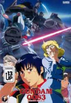 Mobile suit Gundam 0083 vol 1 Stardust memory DVD