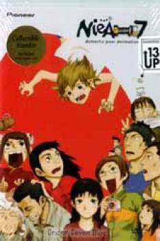 Niea under 7 vol 4 DVD