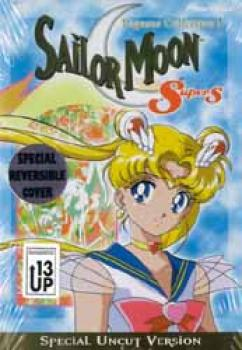 Sailor Moon Super S TV Pegasus collection 1 DVD