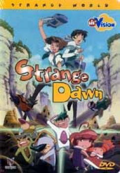 Strange dawn vol 1 DVD