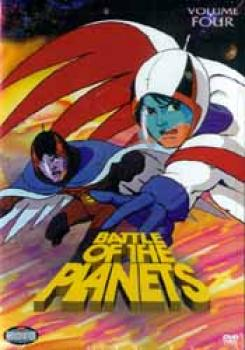 Battle of the planets vol 4 DVD