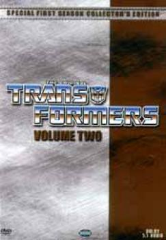 Transformers Season 1 vol 2 DVD