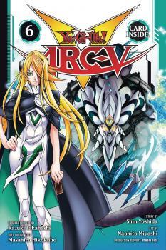 Yu-Gi-Oh! Arc-V vol 06 GN Manga