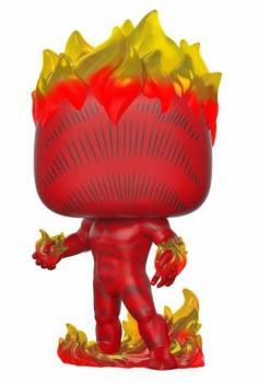 MARVEL 80TH POP VINYL FIGURE - HUMAN TORCH (FIRST APPEARANCE)