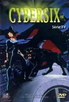 Cybersix DVD vol 1