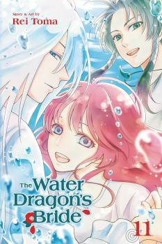 Water Dragon's Bride vol 11 GN Manga