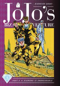 JoJo's Bizarre Adventure: Part 4 Diamond Is Unbreakable vol 03 GN Manga
