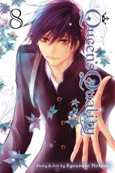 Queen's Quality vol 08 GN Manga