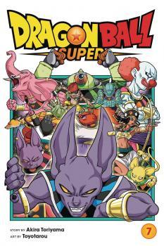 Dragon Ball Super vol 07 GN Manga