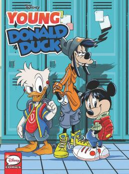 YOUNG DONALD DUCK VOL. 01 (TRADE PAPERBACK)