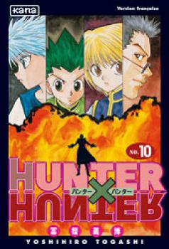 Hunter X Hunter tome 10