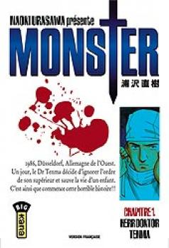 Monster tome 01