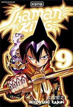 Shaman king tome 09