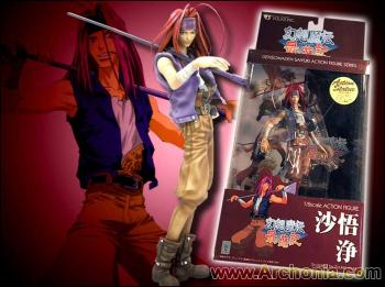 Saiyuki Gojyo action figure
