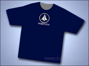 Robotech Weld logo T-shirt XL