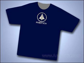 Robotech Weld logo T-shirt L