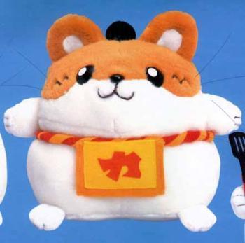 Hamotaru plush Sumo