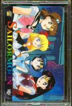 Sailor Moon Playing cards 1