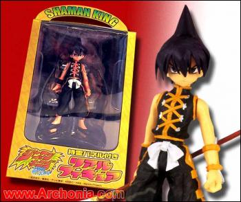 Shaman King Real figure with panel deoration B