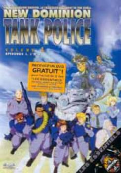 New Dominion tank police vol 1 DVD