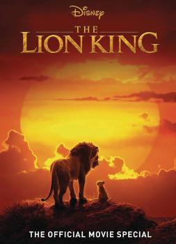 DISNEY MOVIE SPECIAL #4 LION KING