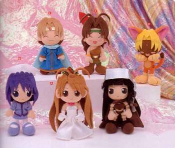 Love Hina doll D (Motoko Aoyama)