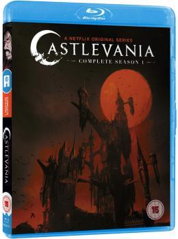Castlevania Season 01 Blu-Ray UK
