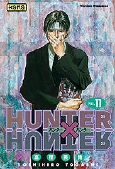 Hunter X Hunter tome 11