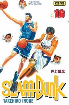 Slam Dunk tome 16