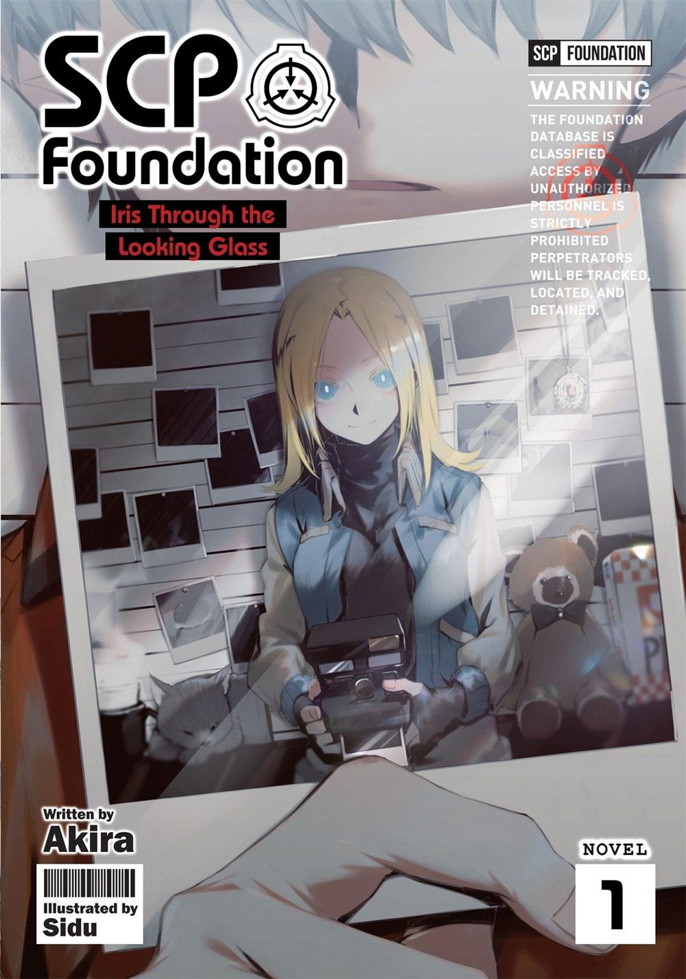 Buy Novel Scp Foundation Iris Through The Looking Glass Vol 01 Novel Archonia Com