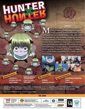 Hunter X Hunter Set 06 Blu-Ray