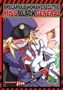 Precarious Woman Executive Miss Black General vol 05 GN Manga