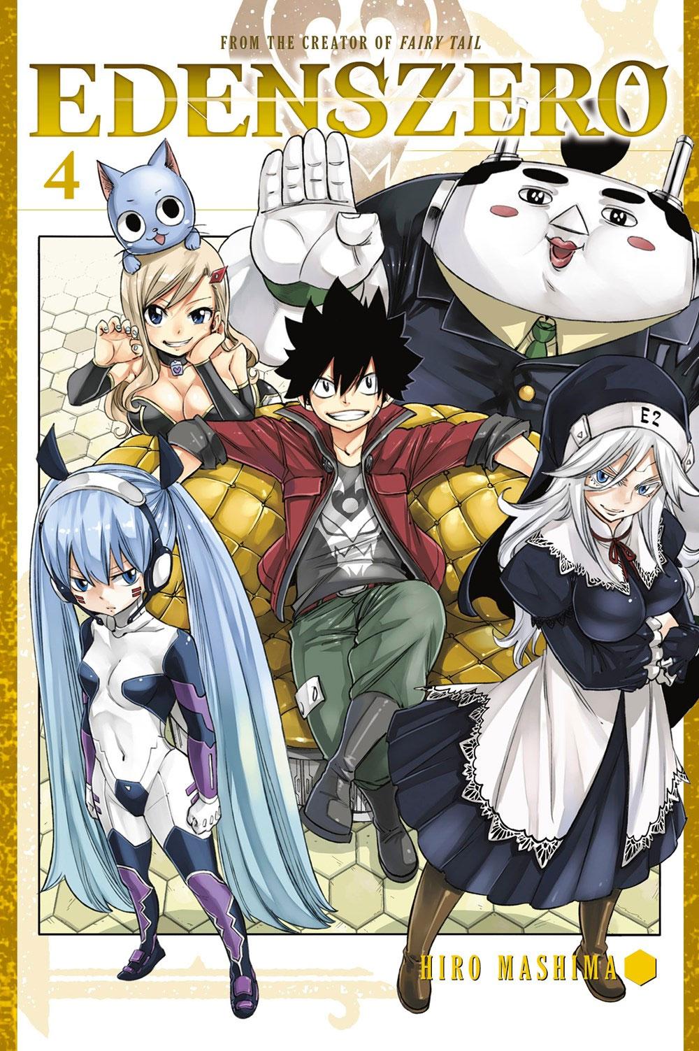 Koop TPB-Manga - Edens Zero vol 04 GN Manga - Archonia.com