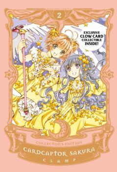 Cardcaptor Sakura Collector's Edition vol 02 GN Manga