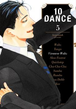 10 Dance vol 05 GN Manga