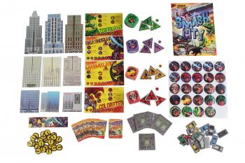 Smash City Boardgame