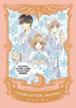 Cardcaptor Sakura Collector's Edition vol 03 GN Manga