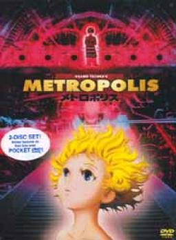 Metropolis DVD